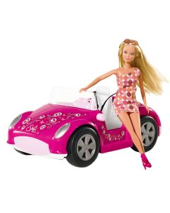 Auto con Steffi - Simba 38332