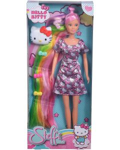 Steffi Love Hello Kitty Hairplay - Simba 109283011