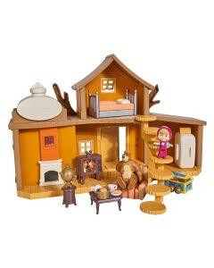 Simba Toys Masha, La Grande Casa Di Orso