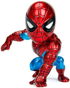 Marvel Personaggio Spider Man in die-cast cm 10 - Simba 21005
