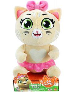 44 Gatti Peluche Pilou CM. 20 Simba Toys 7600170222