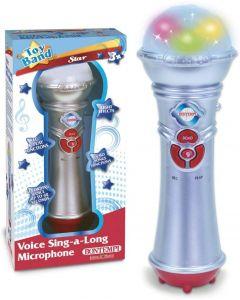 Microfono Echo C/Reg. Boy - Bontempi 12720