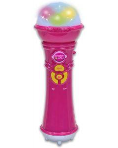 Microfono Echo C/Reg. Girl - Bontempi 12772