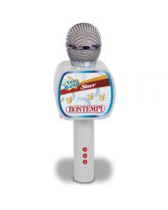 Bontempi Microfono Karaoke Wireless - 485100
