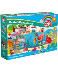 Model & Puzzle - Fila 350100