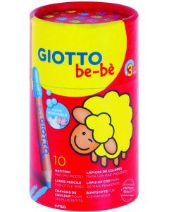 Giotto Bebè Pastelli Colorati - Fila 79400
