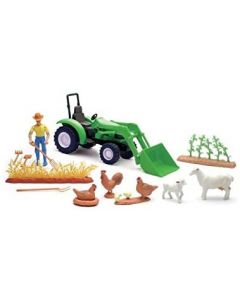 New Ray Country Lif Playset con Accessori - 04055