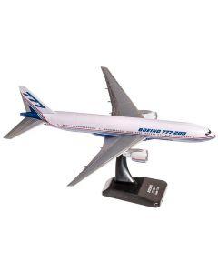 Aereo Boeing 777-200 scala 1:24
