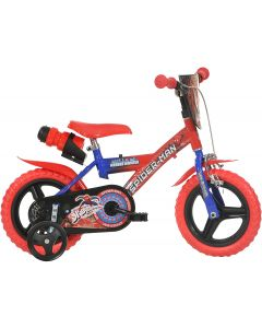 Bicicletta Spiderman 12'' - Dino Bikes 23GLSA