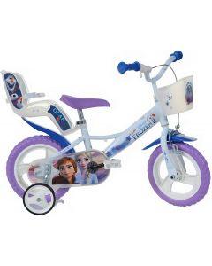 Bicicletta Disney Frozen 12 Pollici - Dino Bikes RLFZ3