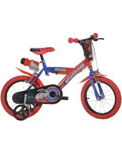 Bicicletta Spiderman 14'' - Dino Bikes 43GSA