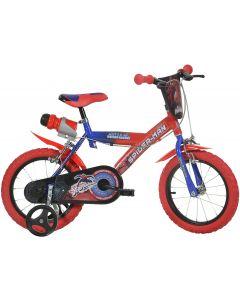 "Bicicletta Spiderman 16"" - Dino Bikes 63GSA"