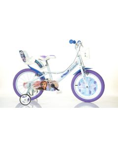 Bicicletta Disney Frozen 16 Pollici - Dino Bikes 64RFZ3