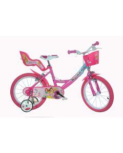 Bicicletta Principesse 16'' - Dino Bikes 64RPSS