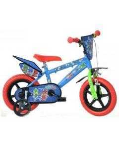 """Bicicletta 12"""" PJ Masks - Dino Bikes 12ULPJ"""
