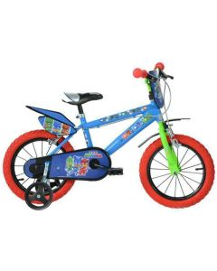 "Bicicletta per Bambini 16"" PJ Masks - Dino Bikes 16UPJ"