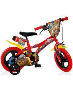 "Bicicletta Gormiti 12"" - Dino Bikes 612LGR"