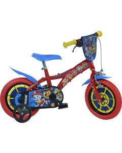 Paw Patrol Bike 12'' Rosso - Dino Bikes 612LPW