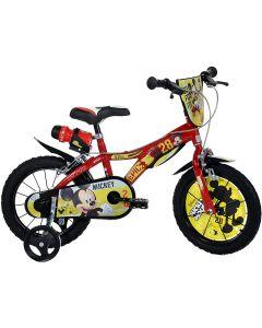 Bicicletta Mickey Mouse 14'' - Dino Bikes 614MY