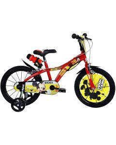 "Bici 16"" Mickey Mouse  - Dino Bikes"