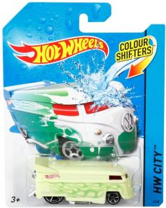 Hot Wheels Shifters - Veicoli Cambia-Colore Ass. - Mattel BHR15