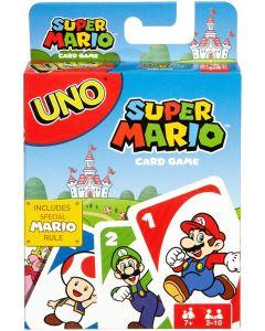 UNO Gioco di Carte Super Mario Bros - Mattel DRD00