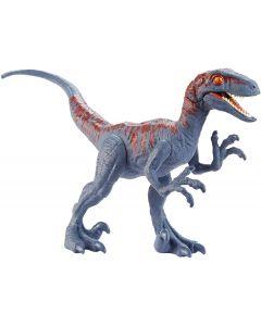 Jurassic World - Statuetta di dinosauro e creatura preistorica Ass. - Mattel FPF11