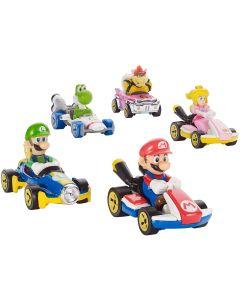 Hot Wheels Mario Kart , Modelli/Colori Assortiti, GBG25