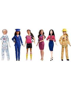 Barbie Carriere 60º Anniversario Assortite - Mattel GFX23