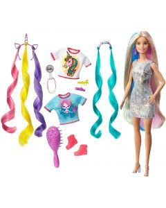 Barbie Capelli Fantasia - Mattel GHN04