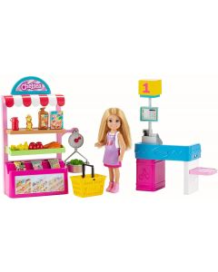 Barbie Chelsea Supermarket - Mattel GTN67