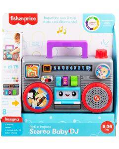 Fisher-Price Ridi & Impara Stereo Baby DJ
