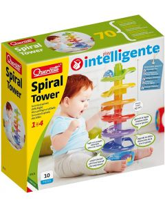Spiral Tower Pista per Biglie - Quercetti 06501