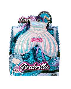 Girabrilla Zainetto Sirena Assortito - Nice 02540