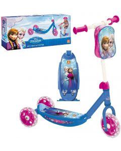Disney Monopattino 3 Ruote Frozen Mondo 28222