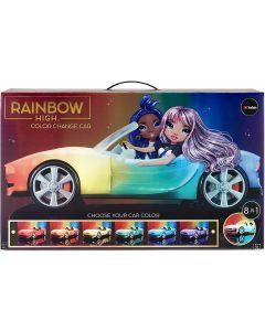 Rainbow High Auto Cambia Colore