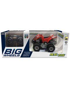 Quad Big Wheels 1:20  R/C - Reel Toys 2121