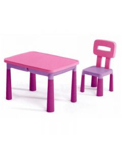Adriatic O121 set tavolino+sedia