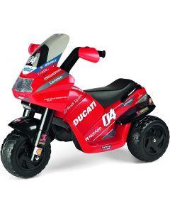 Moto Elettrica Ducati Evo 6V - Peg Perego ED0922
