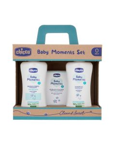 Chicco Baby Moments Set 1 - Clean&Sweet