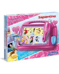 Sapientino Travel Quiz Princess - Clementoni 11979