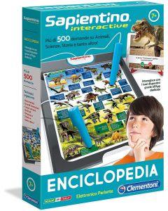 Sapientino Interactive Enciclopedia - Clementoni 11999