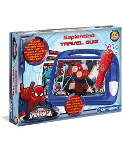 Sapientino Travel Quiz Spiderman - Clementoni 13269