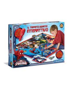 Spiderman Ultimate Tappeto Gigante Interattivo - Clementoni 13276