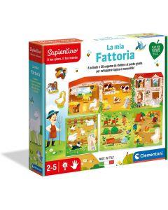 Sapientino La Mia Fattoria - Clementoni 16312