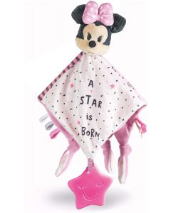 Disney Baby Minnie Morbida Copertina - Clementoni 17344