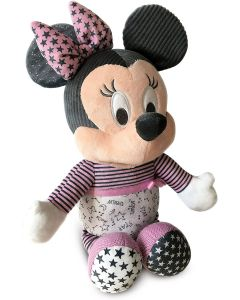 Disney Baby Minnie Goodnight Plush Peluche interattivo - Clementoni 17395