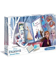 Set Cristalli Magici Frozen 2 - Clementoni 18524