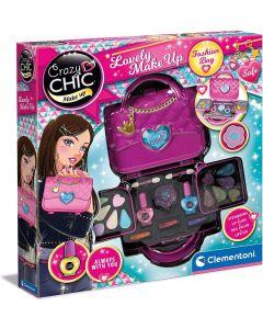 Clementoni Crazy Chic Make Up Bag 18633