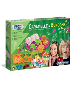 Scienza e Gioco Caramelle e Bonbons - Clementoni 19129